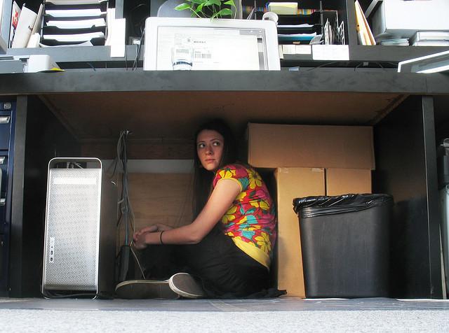 toxic work environment